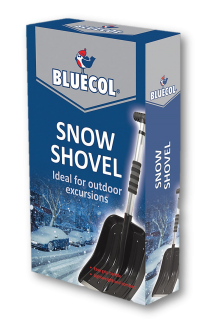 Bluecol Extendable Snow Shovel image