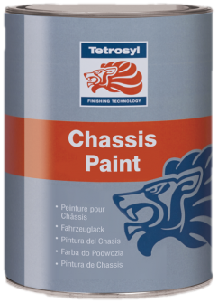Chassis Paint - Black 5L image