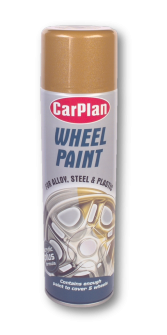 Wheel Paint - Bright Gold image