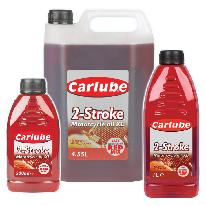 Motorcycle Oil : Carlube XST501 2-Stroke Mineral Motorcycle